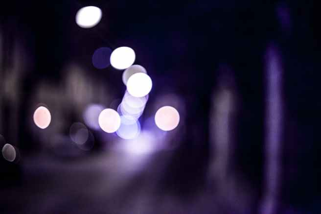 abstract blur bokeh bright